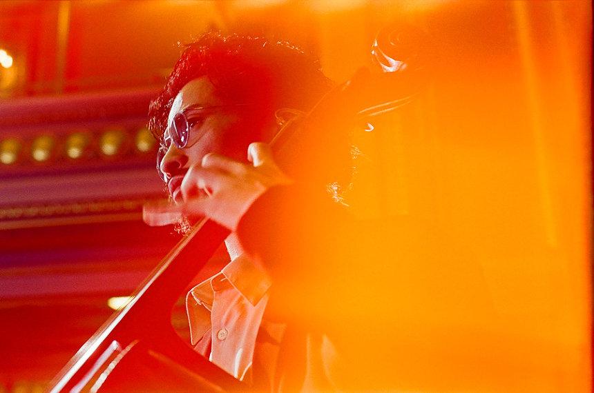 """常田大希""""N.HOOLYWOOD COMPILE IN NEWYORK COLLECTION""""より Directed by Margt Produced by Midori Nakamatsu Camera operated by Yosuke Kiname, Kenji Yamagata & Tatsunori Hosoi"""