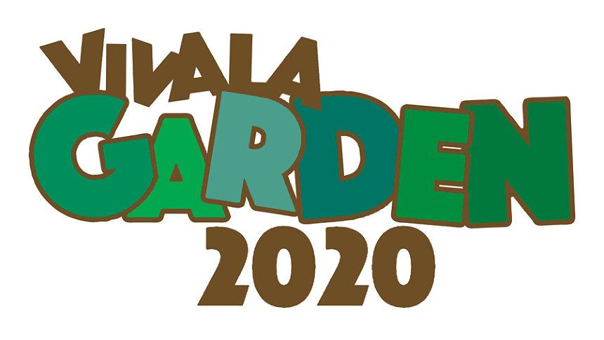 『VIVA LA GARDEN 2020』ロゴ