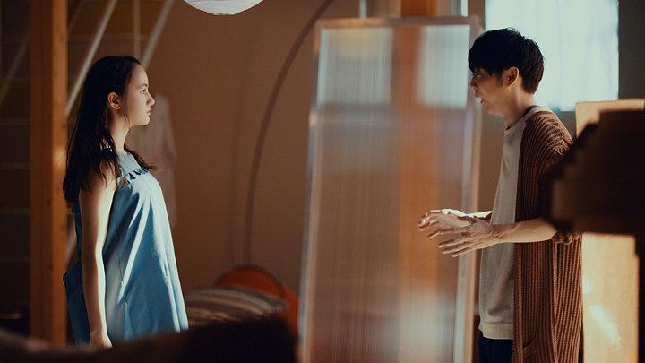 『ぴぷる~AIと結婚生活はじめました~』アバター  ©2020ドラマ「ぴぷる」製作委員会