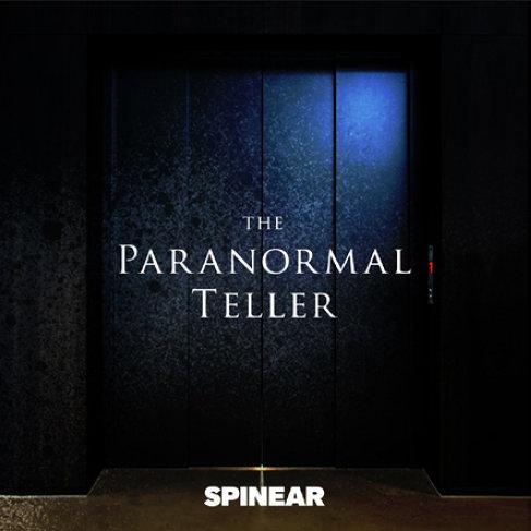 『THE PARANORMAL TELLER』ビジュアル