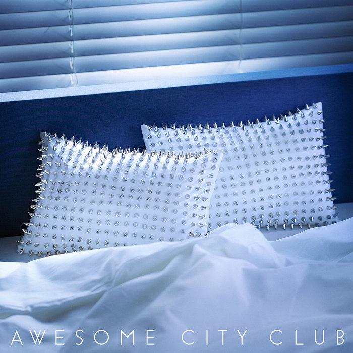 Awesome City Club『バイタルサイン』ジャケット
