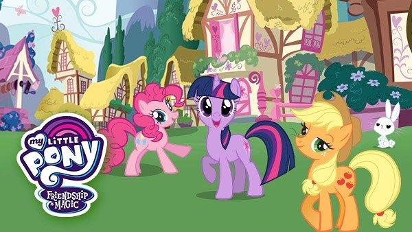 『マイリトルポニー~トモダチは魔法~』HASBRO and its logo, MY LITTLE PONY: FRIENDSHIP IS MAGIC and all related logos and characters are trademarks of Hasbro and are used with permission.  © 2020 Hasbro.