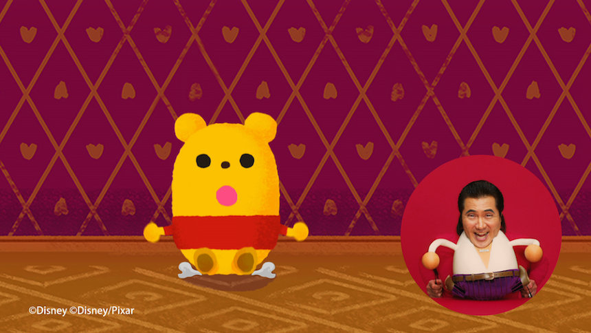 「ディズニー マイリトルドール」新テレビCM「リッキードール」篇より