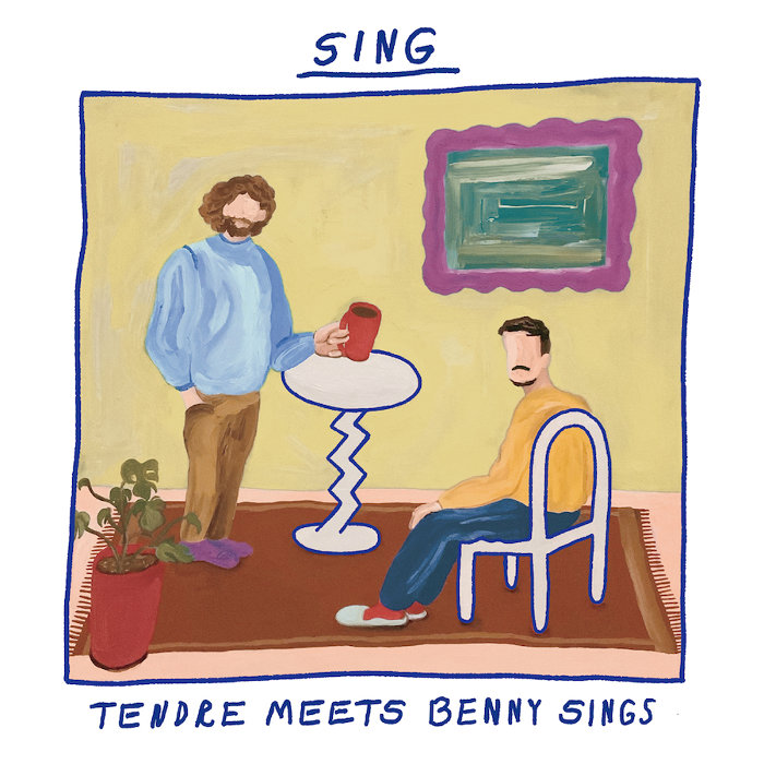 TENDRE MEETS BENNY SINGS『SING』ジャケット
