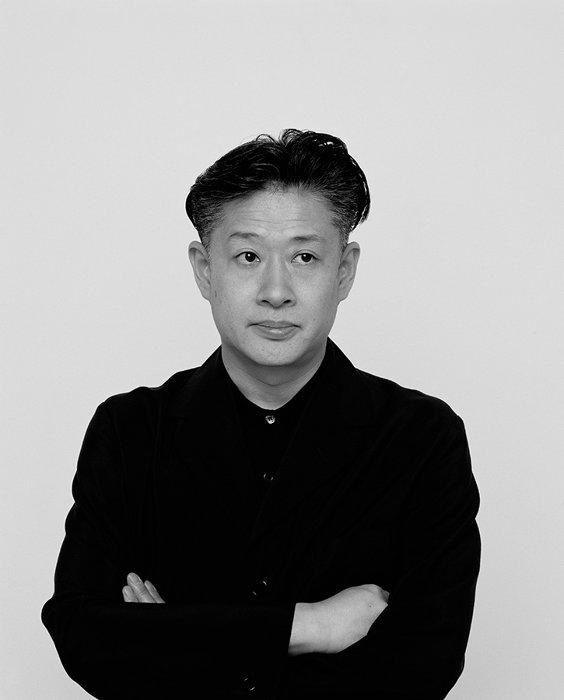 三宅純 Photo by Jean-Paul Goude