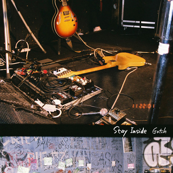 Gotch『StayInside』ジャケット