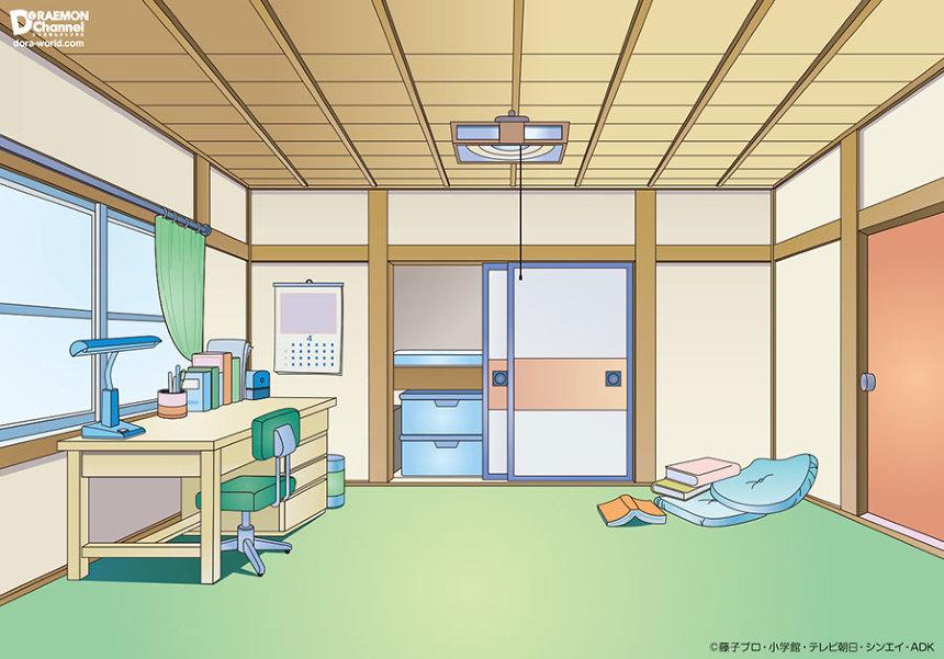 のび太の部屋B