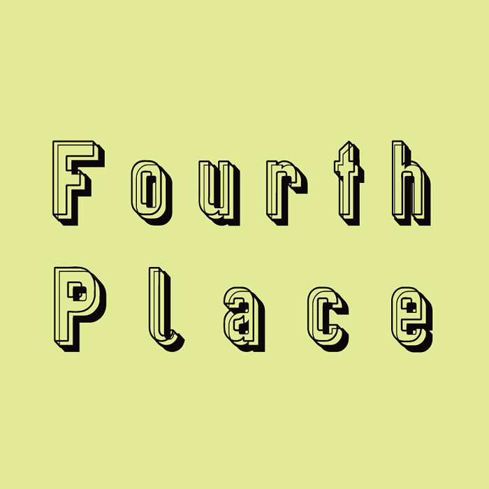 「Fourth Place」ロゴ