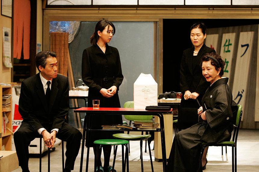早船聡『鳥瞰図』 撮影:谷古宇正彦(2008年)