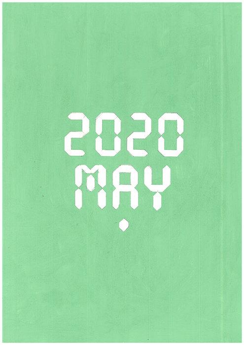 『2020MAY・』ロゴ