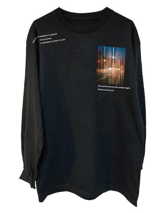 ROTH BART BARON Tシャツビジュアル