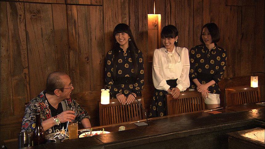 『SWITCHインタビュー 達人達「志村けん×Perfume」』