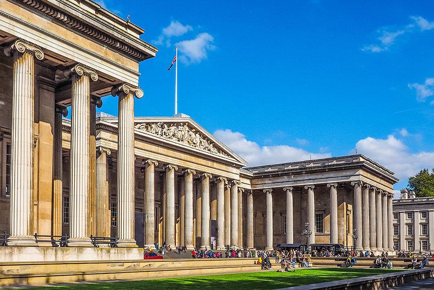 大英博物館がデジタルコレクションを大きく刷新 ダウンロードも可能