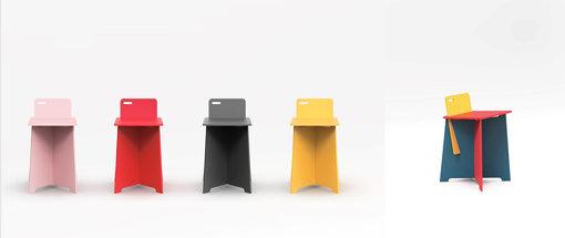 Stump Chair(2020)_by Satoshi Itasaka ©the design labo inc.