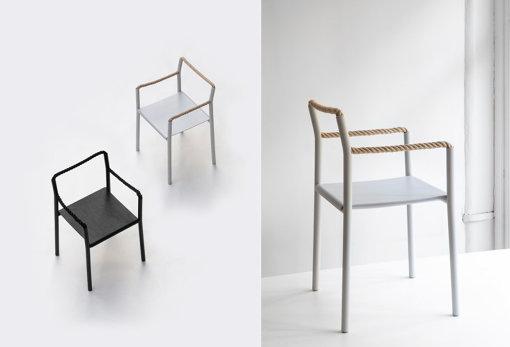 Rope_Chair(2020)_by Ronan & Erwan Bouroullec ©2020 Artek