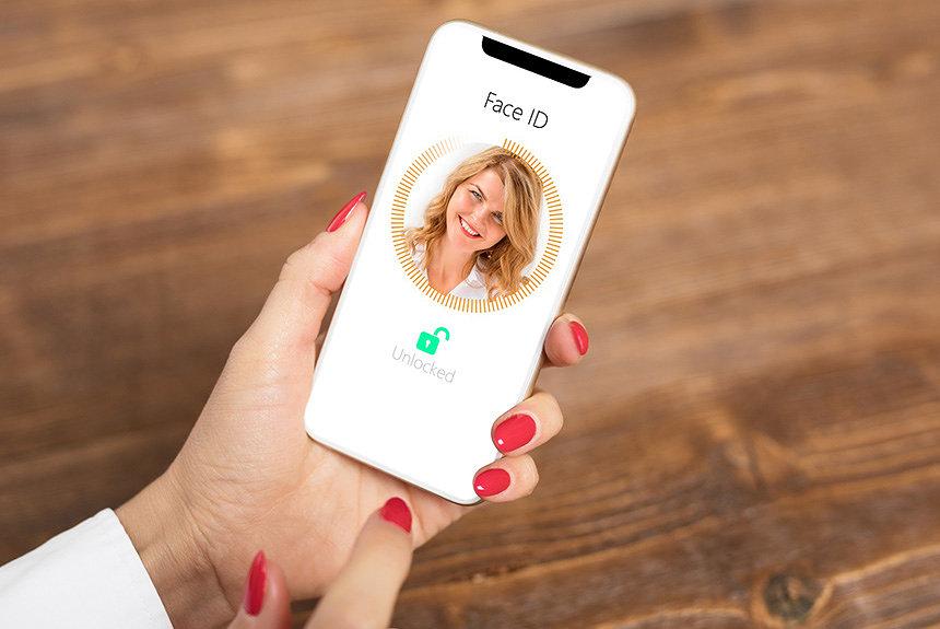 iPhone顔認証、マスクをしていても簡単にロック解除可能に?