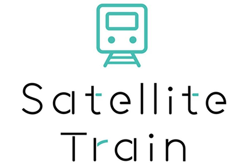 「電車の時間」をバーチャル体験『Satellite Train』運行開始