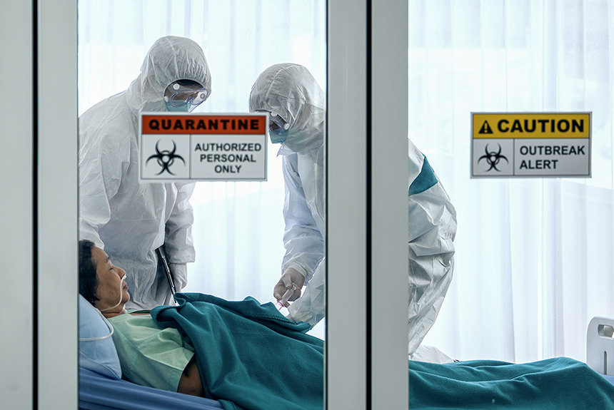 タイの新型コロナウイルス患者の治療に活躍 スマートグラス『Vuzix Blade』