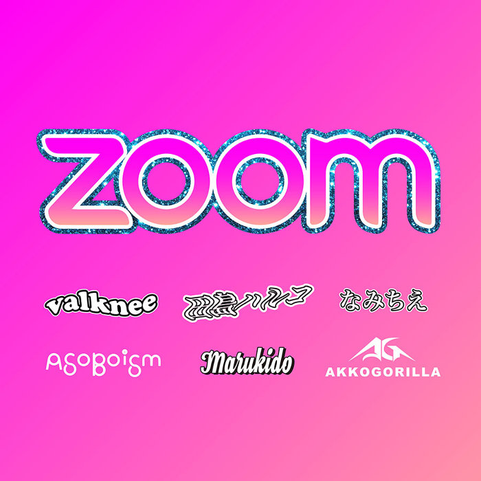 『Zoom』ジャケット