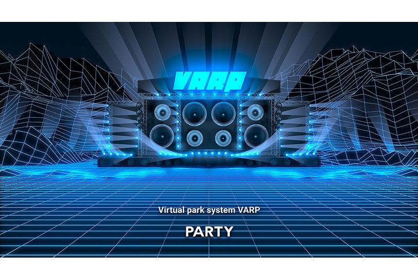 仮想空間上で様々なエンタメ共体験を可能に。「VARP」の提供がスタート