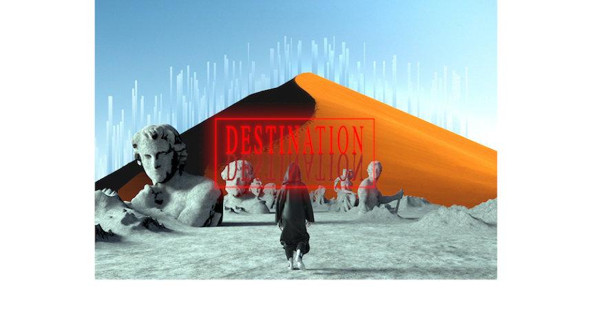 「DISTINATION 最終目的地」ビジュアル