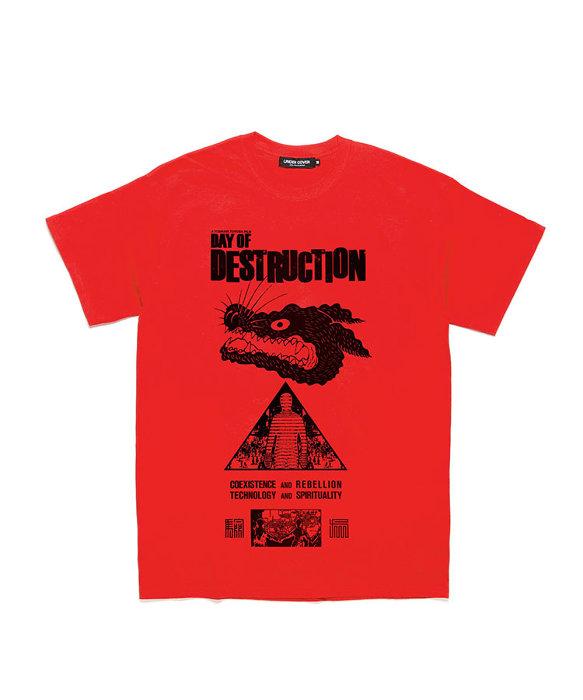 映画『破壊の日』制作支援Tシャツ表