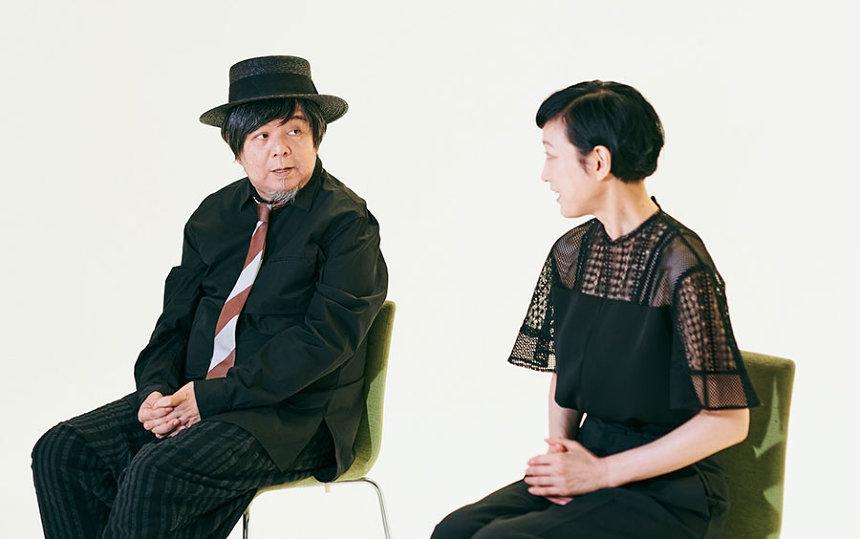 「ケムリ研究室」オンラインユニット結成お披露目撮影時写真