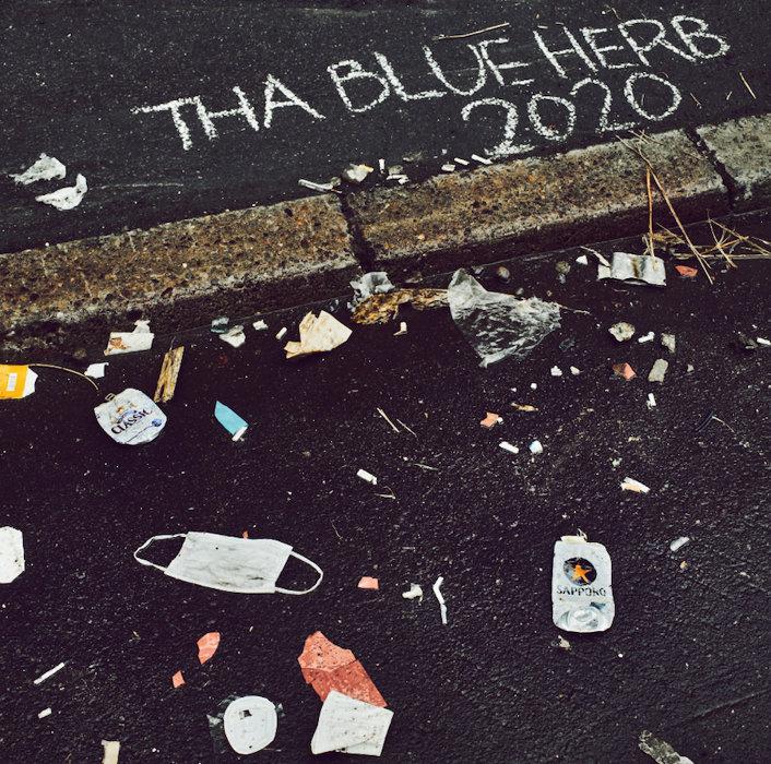 THA BLUE HERB『2020』ジャケット