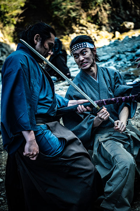 『狂武蔵』 ©2020 CRAZY SAMURAI MUSASHI Film Partners