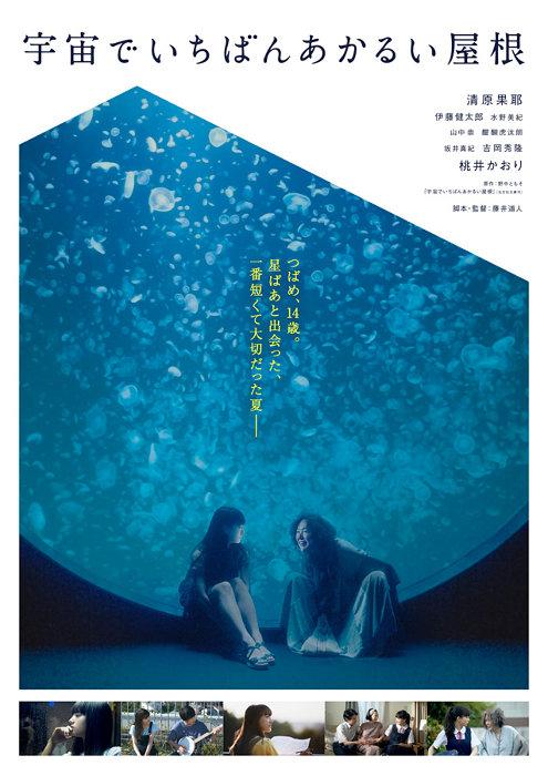 『宇宙でいちばんあかるい屋根』ポスタービジュアル ©2020『宇宙でいちばんあかるい屋根』製作委員会