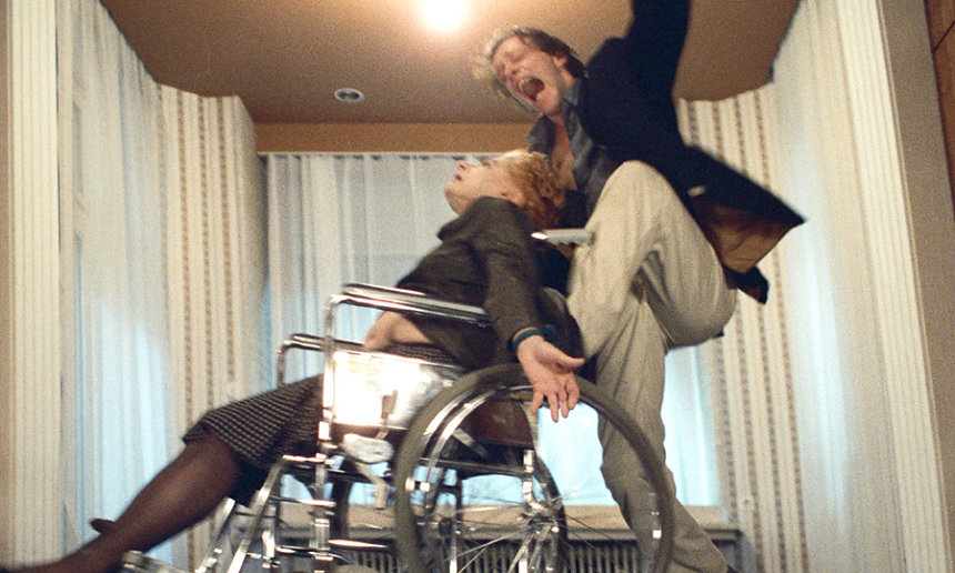 『アングスト/不安』 ©1983 Gerald Kargl Ges.m.b.H. Filmproduktion