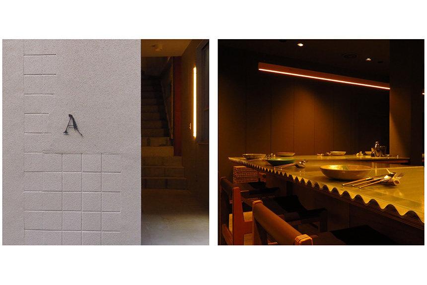 コオロギラーメンとコース料理を提供する「昆虫食レストラン」