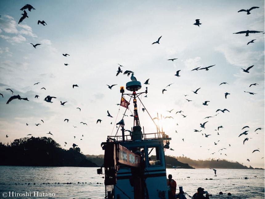 「気仙沼漁師カレンダー2021」より
