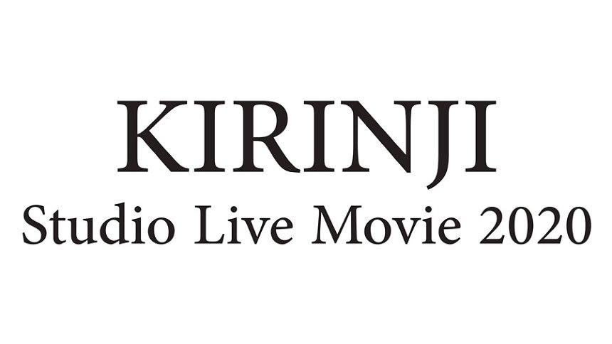 『KIRINJI Studio Live Movie 2020』ロゴ