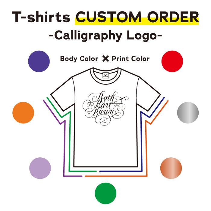 オフィシャルバンドTシャツ イメージビジュアル
