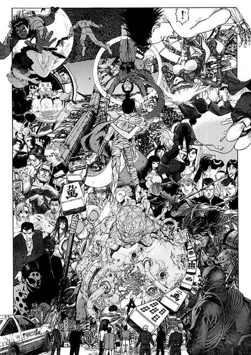 『ヤングマガジン40th ANNIVERSARY in Laforet HARAJUKU』ビジュアル