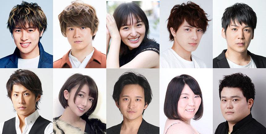松本幸大×冨岡健翔の舞台『恋するアンチヒーロー』8月に三越劇場で上演