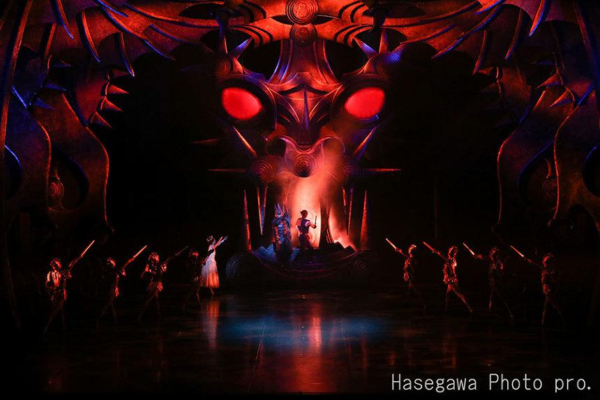 バレエ『ドラゴンクエスト』ビジュアル