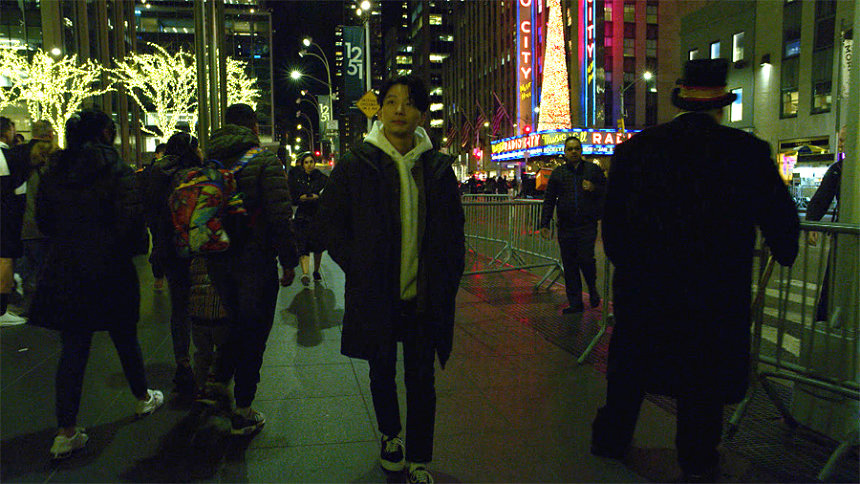 『星野源 LIVE in New York』より