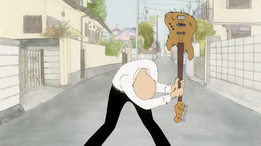 『音楽』 ©大橋裕之 ロックンロール・マウンテン Tip Top