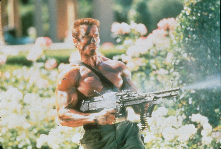『コマンドー』 ©1985 Twentieth Century Fox Film Corporation. All rights reserved.