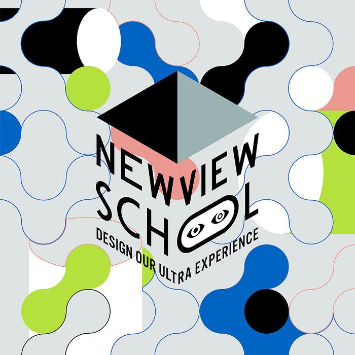「NEWVIEW SCHOOL」ビジュアル