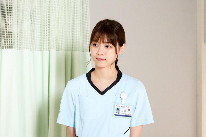 『アンサング・シンデレラ ANOTHER STORY ~新人薬剤師 相原くるみ~』 ©フジテレビ