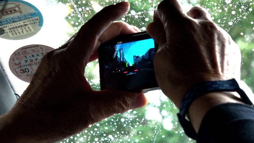 い 写真家 森山大道』 ©『過去はいつも新しく、未来はつねに懐かしい』フィルムパートナーズ