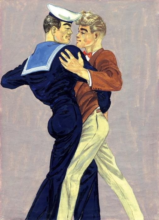 トム・オブ・フィンランド『Tom's Finnish Tango』