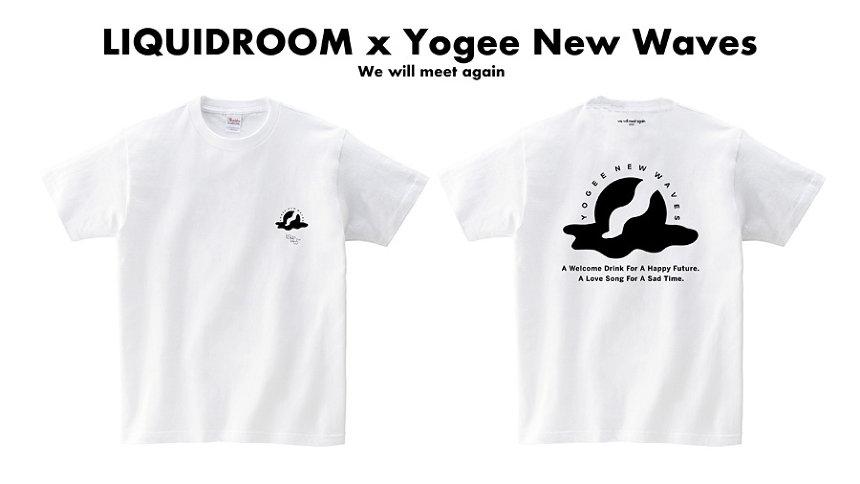 Yogee New Waves「Hello Ethiopia」Tシャツ