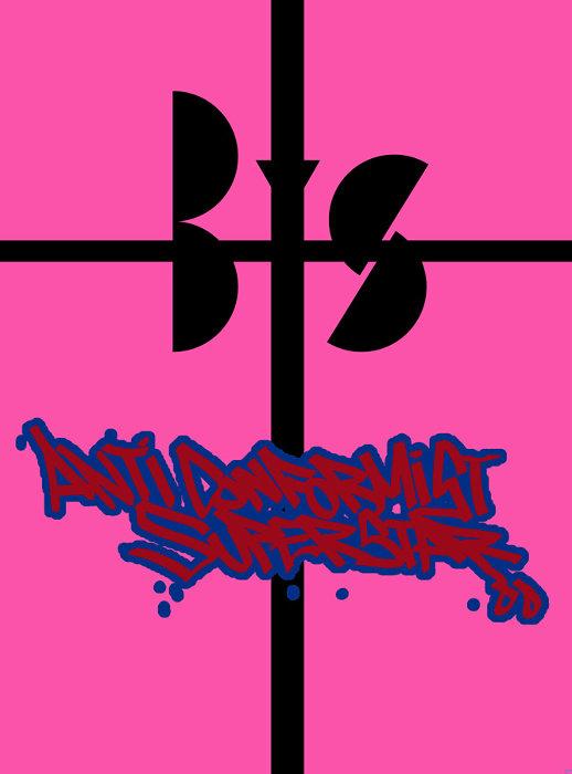 BiS『ANTi CONFORMiST SUPERSTAR』初回生産限定盤ジャケット
