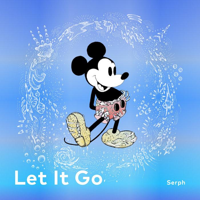 Serph『Let It Go (feat. 牧野由依)』ジャケット ©Disney