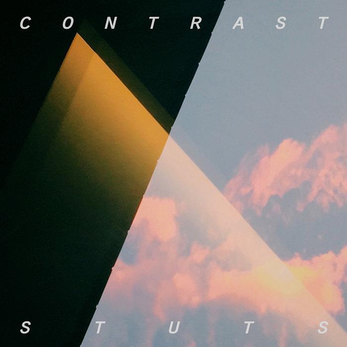 STUTS『Contrast』ジャケット