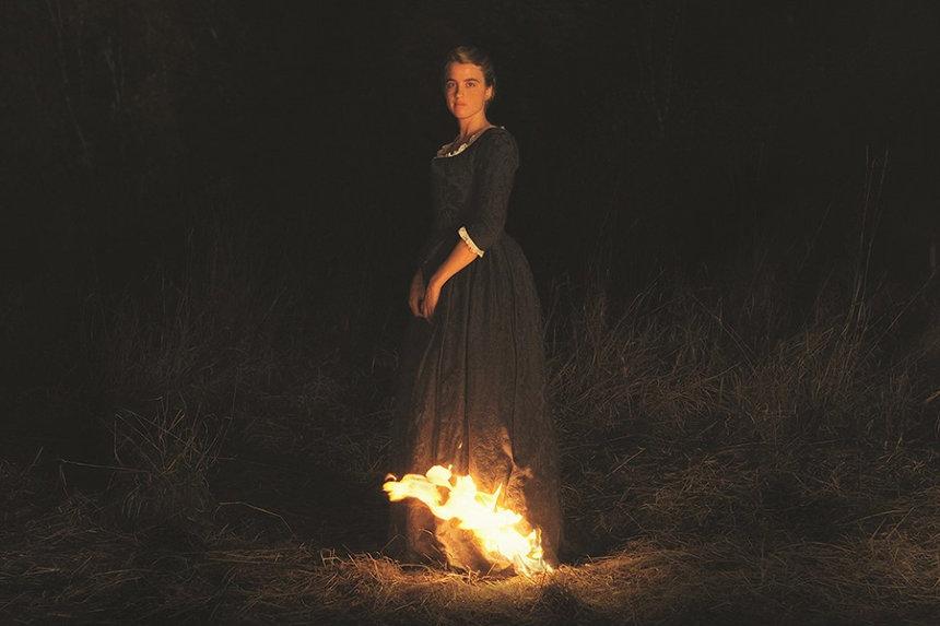『燃ゆる女の肖像』 ©Lilies Films.